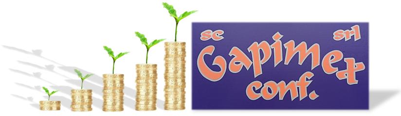 Planul de restructurare Gapimex Conf SRL